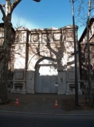 La prison vue du cours Suchet