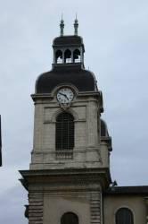 Clocher de la chapelle de l'Hôtel-Dieu