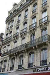 Immeuble rue de République