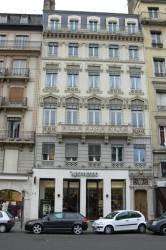 Immeuble 4, place des Jacobins