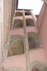 Montée d' escalier