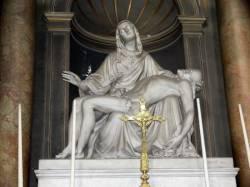 Pieta de J. H. Fabisch