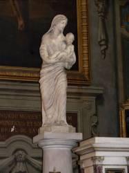 Vierge de Jacques Mimerel