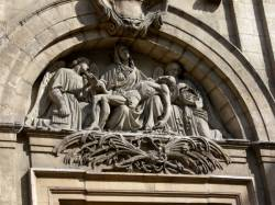 Pieta de L'Hôtel-Dieu