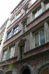 Immeuble de la rue des Trois-Maries