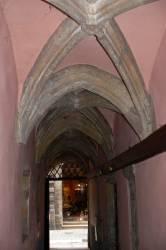 Passage de la maison du Crible