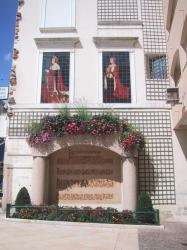 Céramiques d'Anne et Pierre de Beaujeu, sur la place des Marais