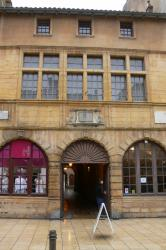 Passage de l'ancienne Mairie