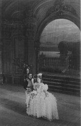 [La Fille du Tambour-major (saison de l'Opéra de Lyon 1944-1945)]