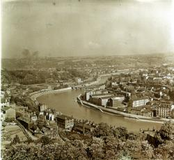 Lyon, vue générale