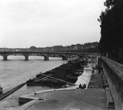 Lyon, pont de Nemours