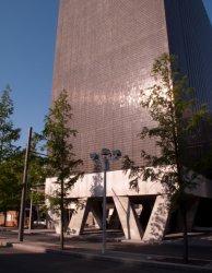 La bibliothèque de la Part-Dieu : le bâtiment du silo