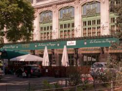 """La gare des Brotteaux : brasserie """"L'Est"""" de Paul Bocuse"""