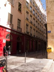 Magasin sur la rue Sergent-Blandan