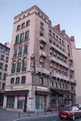 Immeuble Blanchon, quai Fulchiron