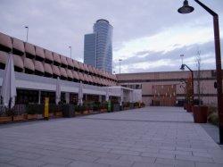 Les terrasses du Centre Commercial