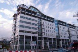 Immeuble de bureaux rue de la Villette
