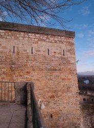 Le Fort Saint-Laurent, détail