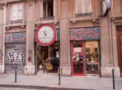 L'horlogerie Branciard, rue Sainte-Hélène