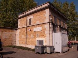 Le Quartier Sergent-Blandan : entrée du quartier par la rue du Repos