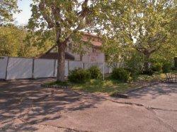 Le Quartier Sergent-Blandan : un panneau de l'ancienne caserne (Foyer du 22R)