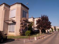 Hôpital Edouard-Herriot : un des pavillons