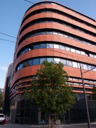 Rue de la Villette : immeuble Terra Mundi