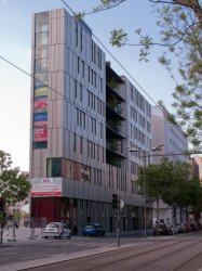 Immeuble de bureaux avenue Thiers