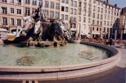 [Place des Terreaux, Fontaine de Bartholdi]