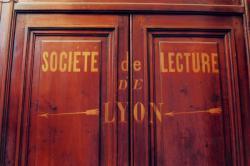 [Porte : Société de lecture de Lyon]