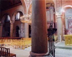 [Basilique Saint-Martin d'Ainay : la nef]