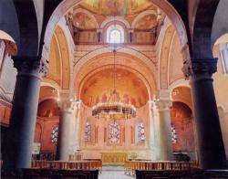 [Basilique Saint-Martin d'Ainay : le choeur]