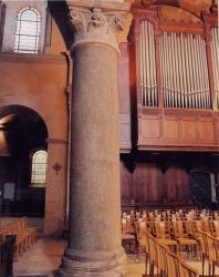 [Basilique Saint-Martin d'Ainay : l'orgue]