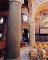 [Basilique Saint-Martin d'Ainay : le transept]