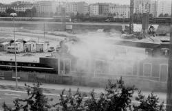 [Démolition de l'ancienne gare de Lyon Part-Dieu]