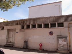 Le lycée Pierre-Brossolette vu depuis la rue Francis de Pressensé
