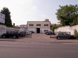 Usine Usichrom vue depuis la rue Francis de Pressensé