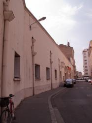 Une usine rue Hippolyte-Kahn