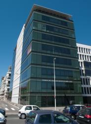 Boulevard Vivier-Merle : immeubles de bureaux