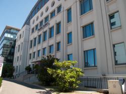 Boulevard Vivier-Merle : Park & Suites