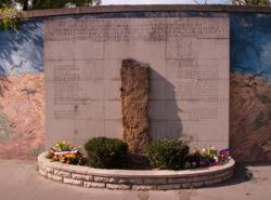 La Fresque Montluc : le monument commémoratif