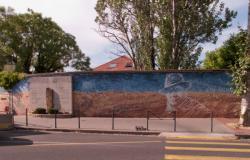 La Fresque Montluc : portrait de Jean-Moulin