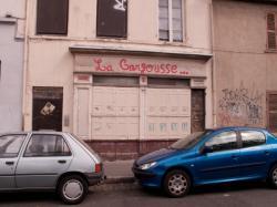 Une boutique fermée rue Sébastien-Gryphe