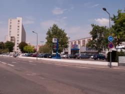 Un supermarché rue Anatole France