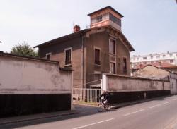 Une maison rue Francis de Pressensé