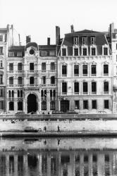 [La Grande synagogue de Lyon, quai Tilsit]