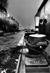 Péniche sur le quai Maréchal Joffre
