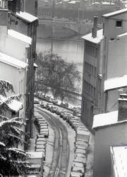 [Lyon sous la neige]