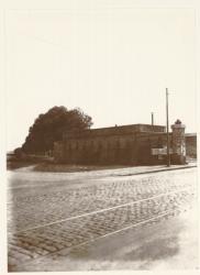 [Anciennes fortifications de la ceinture de Lyon, Villeurbanne, vers 1934]