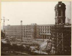 [Construction de l'hôtel des postes, 23 mai 1936]